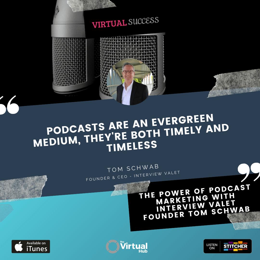 power of podcast marketing