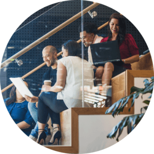 working in a team environment