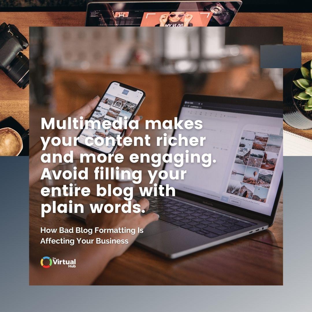 bad blog formatting