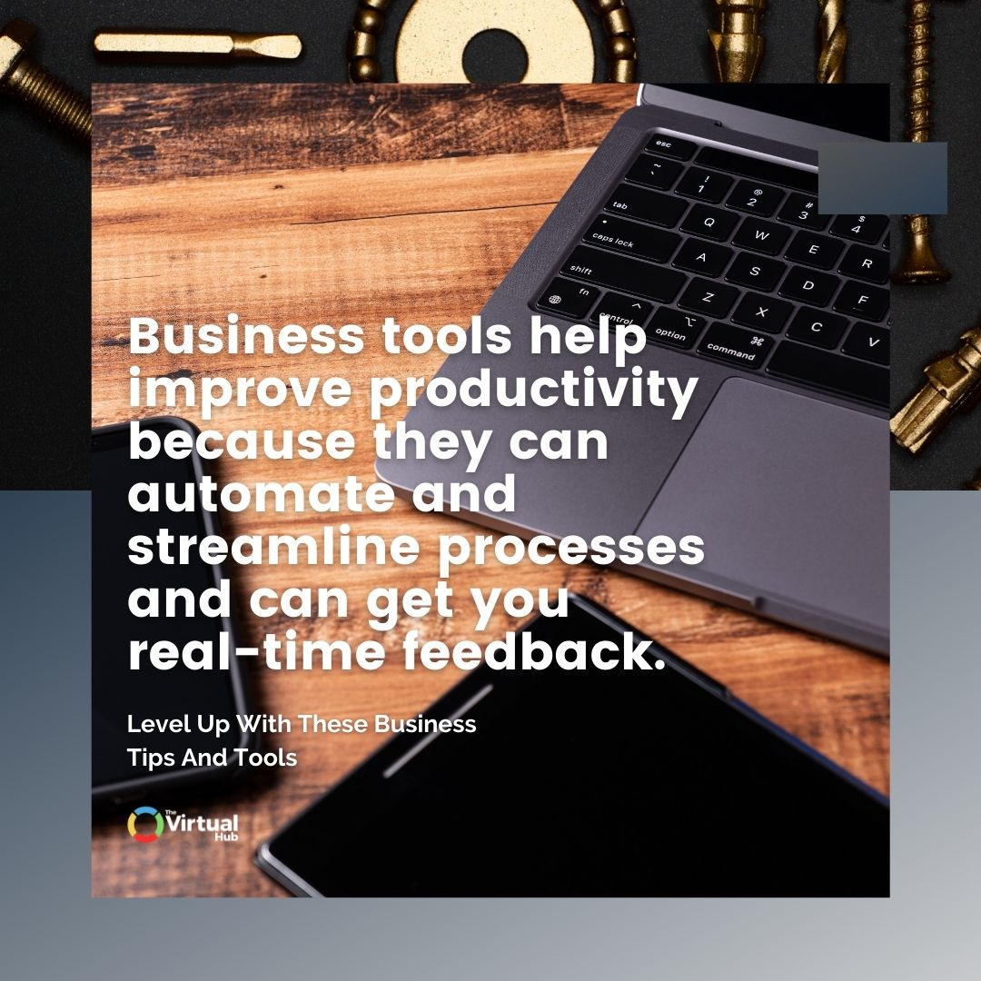 business tips and tools