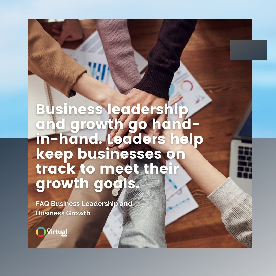 business leadership and business growth