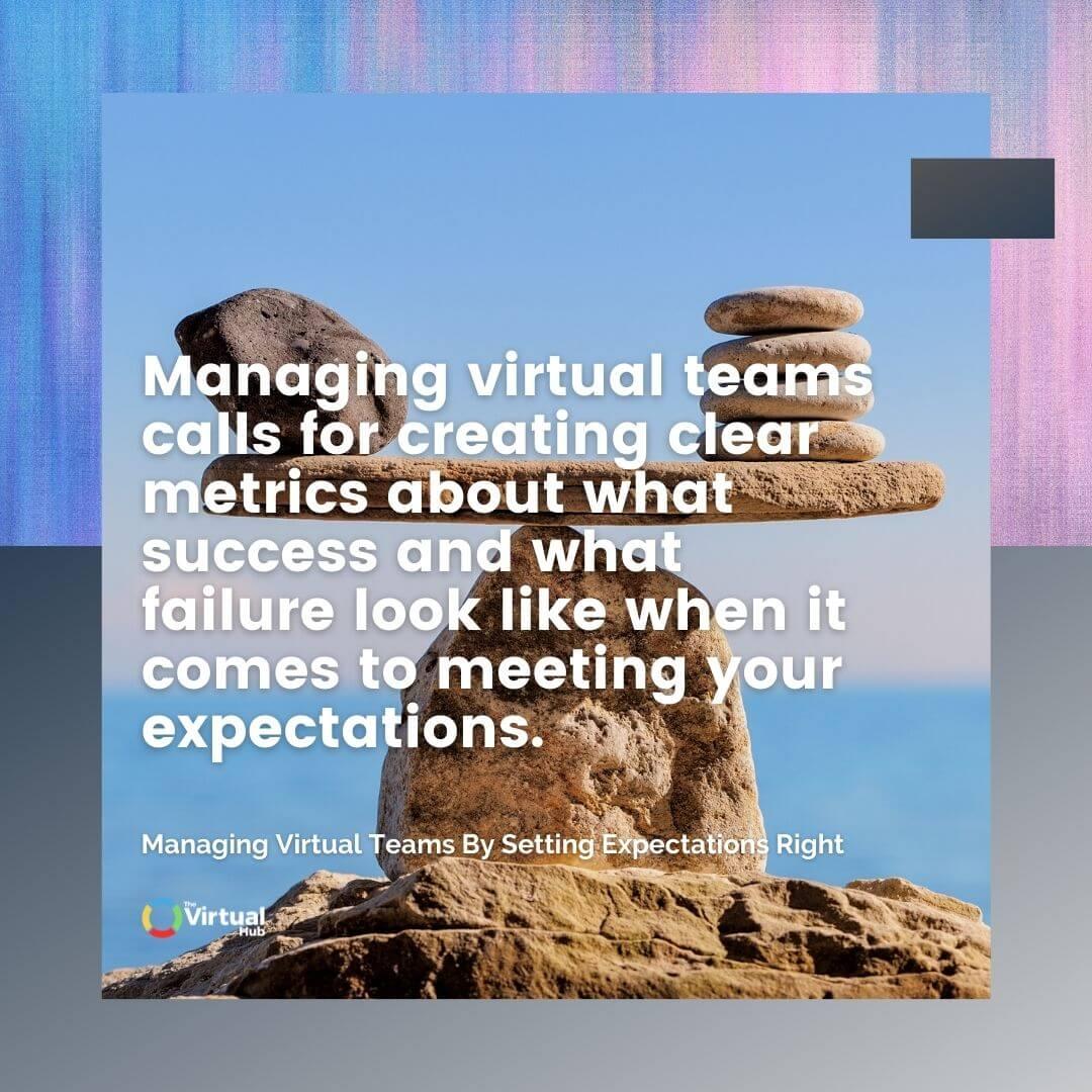 managing virtual teams